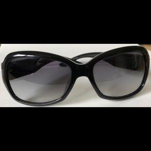Authentic Christian Dior Black Sunglasses
